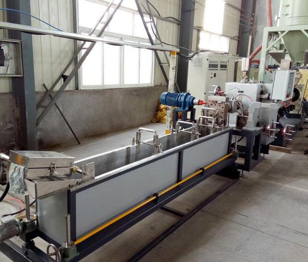 河北塑钢打包带生产线
