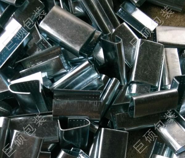 PET塑钢带打包扣