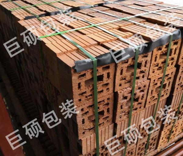 江西砖厂全自动打包带